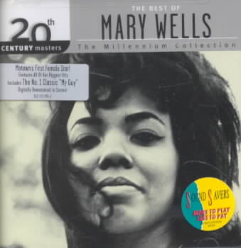 20TH CENTURY MASTERS:MILLENNIUM COLLE BY WELLS,MARY (CD)